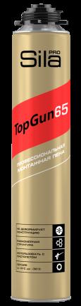 Sila Sila  Pro TopGun 65, профессиональная монтажная пена, 875 мл