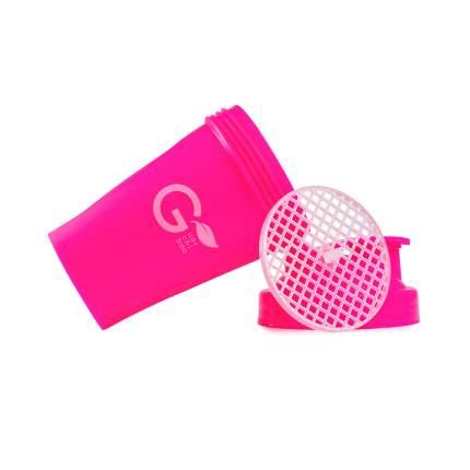 Шейкер Guarchibao Шейкер розовый 400 мл розовый