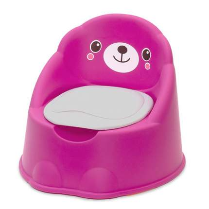Горшок детский Funkids Potty Chair 6202RB Розовый