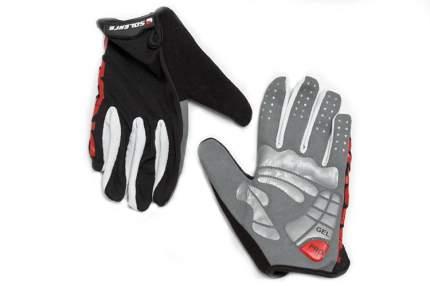 Велоперчатки Solehre SB-05-6569, черный, XXL