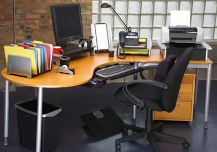 Подставка для клавиатуры Fellowes Office Suites (FS-80312)