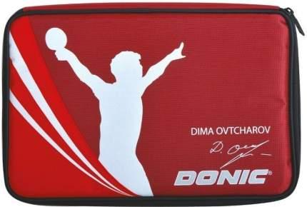 Чехол для ракетки для настольного тенниса DONIC/SCHILDKROT двойной Ovtcharov Plus