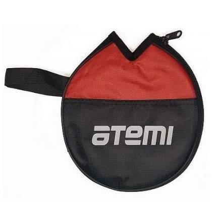 Чехол Atemi для ракетки для настольного тенниса ATC100 (чёрный/красный)