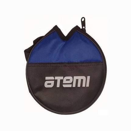 Чехол Atemi для ракетки для настольного тенниса ATC100 (чёрный/синий)