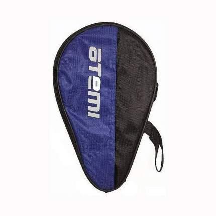 Чехол Atemi для ракетки для настольного тенниса ATC104 (чёрный/синий)