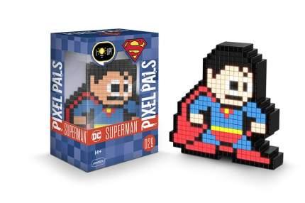 Светящаяся фигурка PDP: DC: Superman