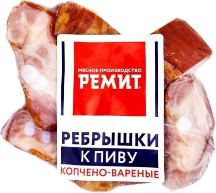 Ребрышки ремит в/к к пиву кг вес ремит россия 1000 г