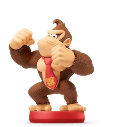 Фигурка Amiibo Донки Конг  (Коллекция Super Mario) для Nintendo