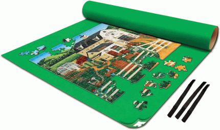 Коврик для пазлов MasterPieces Jumbo Puzzle Roll-Up in a Box