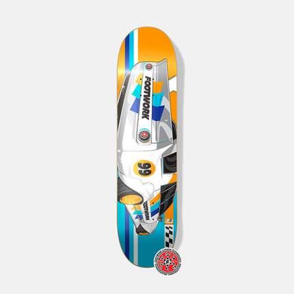 Дека для скейтборда Footwork Carbon Cresta 80 x 21 см