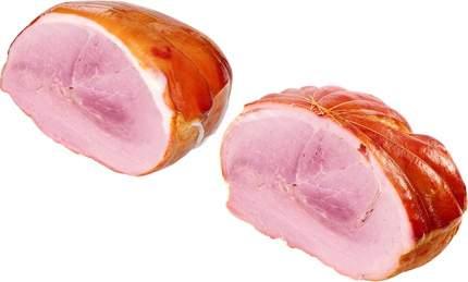 Окорок мясницкий ряд домашний в/к кг в/у вес мпз мясницкий ряд россия