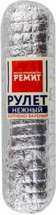 Рулет нежный куриный вес ремит россия
