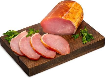 Балык свиной с/к порционный кусок кг в/у вес мпз мясницкий ряд россия