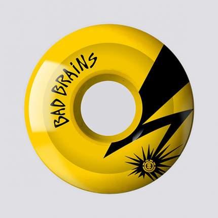 Колеса для скейтборда Element Bad Brains Sailin On Assorted7, черный, One Size