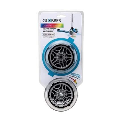 Светящиеся колеса Globber 125 мм для Primo, Evo, Elite, Flow 125