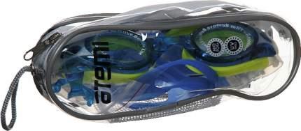 Очки для плавания Atemi M503 синие/желтые