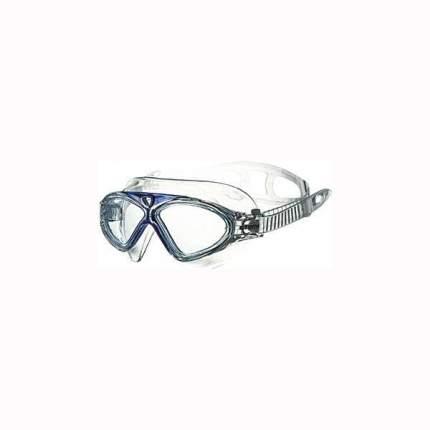 Очки-полумаска для плавания Atemi Z202 голубые