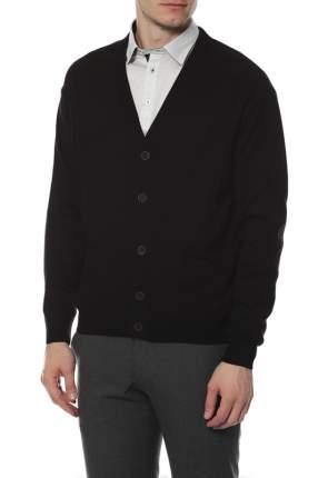 Кардиган мужской Grimen 469-3 черный XL