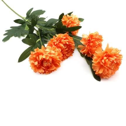 HY125-21030 Хризантемы, 59см (A Персиковый)