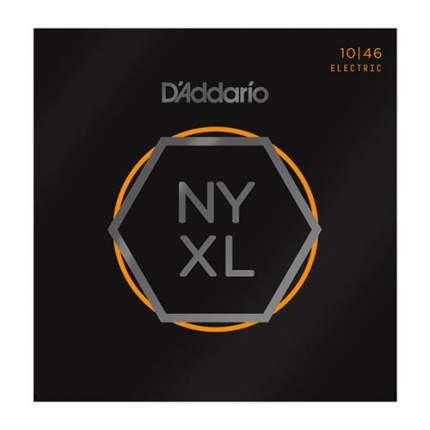 Струны для электрогитары D'ADDARIO NYXL1046