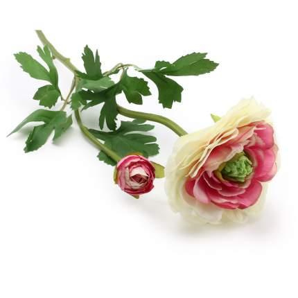Искусственные цветы Astra&Craft HY125-72026 белый с розовым
