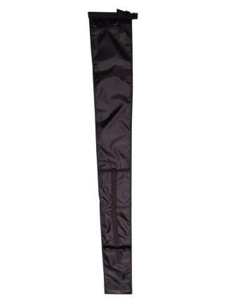 Чехол для 1-2 пар беговых лыж TourClub PRO Simple, черный
