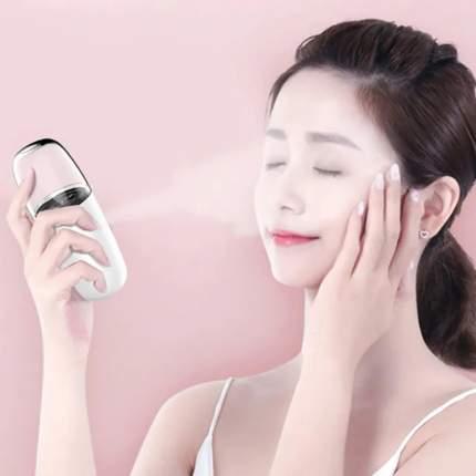 Увлажнитель для лица и для кожи / розовый