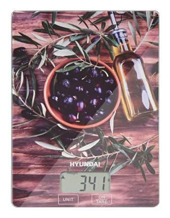 Весы кухонные Hyundai HYS-KG211