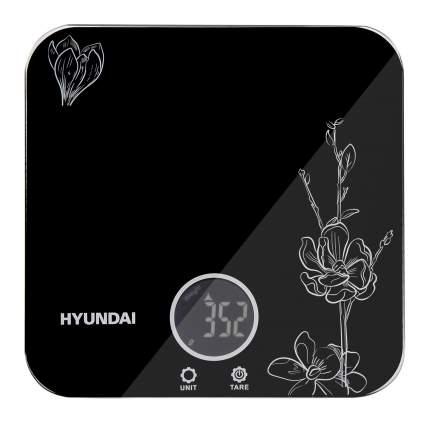 Весы кухонные Hyundai HYS-KG421
