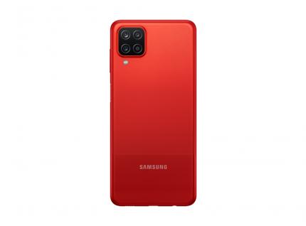 Смартфон Samsung Galaxy A12 3/32GB Red (SM-A125FZRUSER)