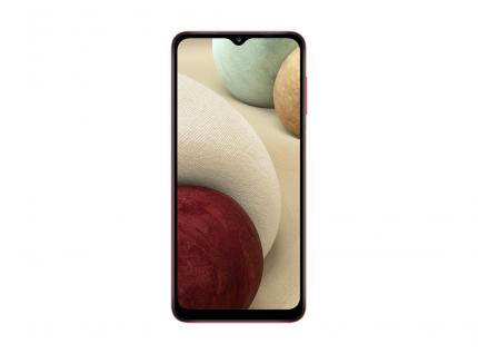 Смартфон Samsung Galaxy A12 4/64GB Red (SM-A125FZRVSER)