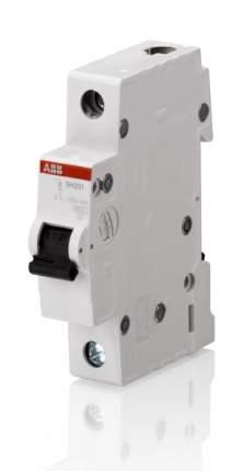 ABB SH201L Автоматический выключатель 1P 10А (B)