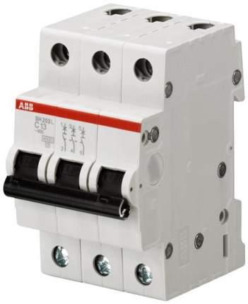 ABB SH203L Автоматический выключатель 3P 25A (B)