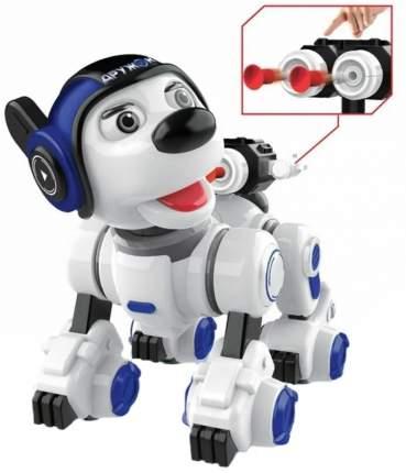Дружок интерактивный радиоуправляемый щенок-робот 1TOY Т16453