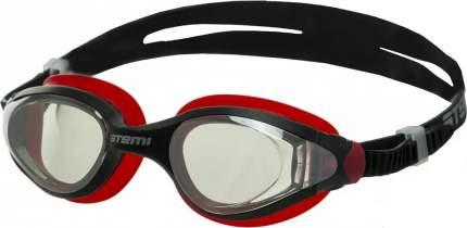 Очки для плавания Atemi N9301M черные/красные