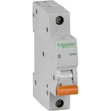 SE Домовой ВА63 Автоматический выключатель 1P 16A (C) 4.5kA
