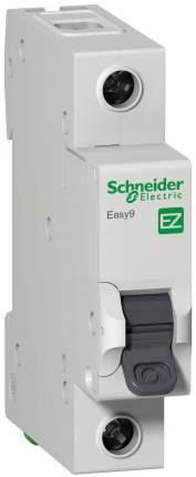 SE EASY 9 Автоматический выключатель 1P 16A (B)
