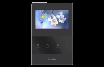 Видеодомофон Slinex SQ-04 Черный