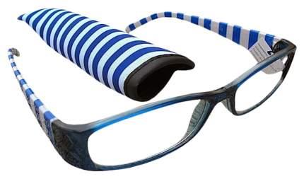 Очки для чтения современные mt design 666841 пособие для чтения 1,5 полосы синие