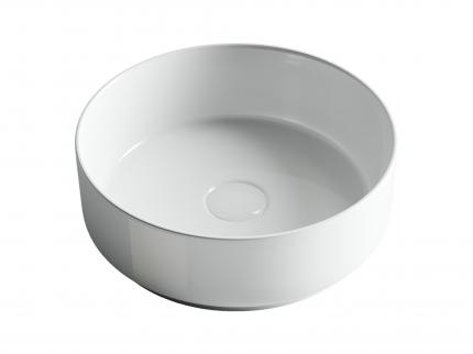 Раковина накладная Ceramica Nova Element круглая 36 см CN5001