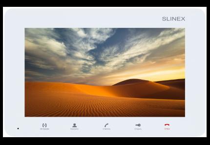 Видеодомофон Slinex SM-07M Белый