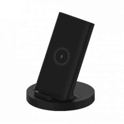 Беспроводное зарядное устройство Xiaomi Mi 20W Wireless Charging Stand Black RU EAC