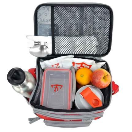 Спортивная сумка Fitmark The Box red