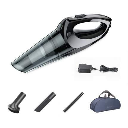 Автомобильный пылесос Baseus shark one H-505 Car vacuum cleaner  wireless  (EU)Black