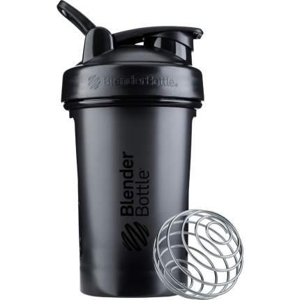 Шейкер Blender Bottle Classic V2 Full Color 591 мл black