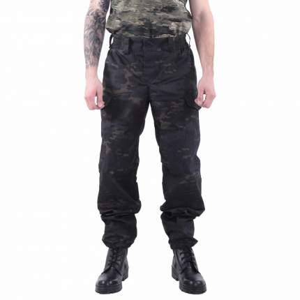 Брюки для рыбалки Keotica Снайпер-2 Рип-Стоп, multicam black, 46, 170-176 см