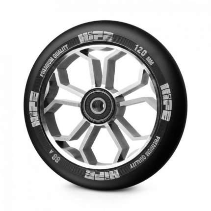 Колесо для самоката Hipe 36 120 мм хром