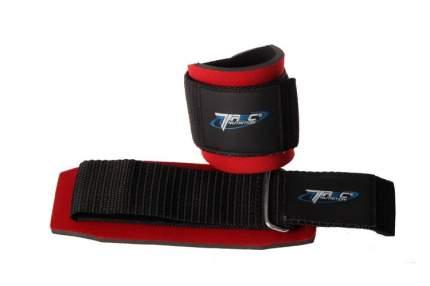 Фиксатор Trec Wear Wrist Wraps Wide черный/красный 30 см