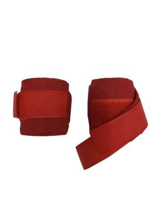 WINNER Бинты на кисти WINNER, 2 шт, цвет: красный