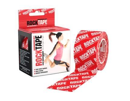 Тейп Rock Tape Classic красный 500 см